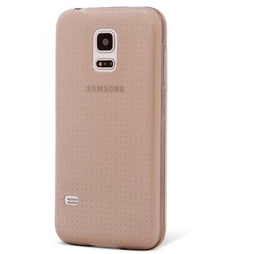 Epico Ronny Gloss pro Samsung Galaxy S5 mini - černý transparentní (2010101200005)