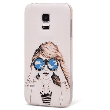 Epico Sunglasses Girl pro Samsung Galaxy S5 mini (2010102500150)