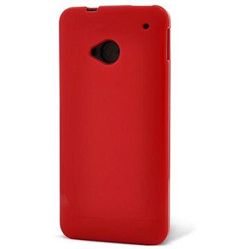 Epico Sparkling pro HTC ONE (M7) - červený (2410101400001)