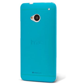Epico Ronny Gloss pro HTC One (M7) - tyrkysový (2410102600003)