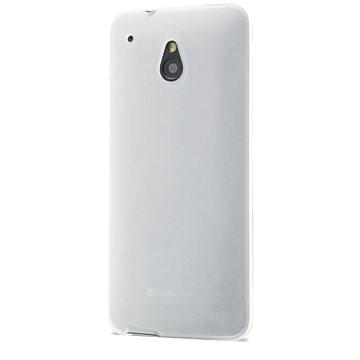 Epico Ronny pro HTC One mini - bílý transparentní (2510101000002)