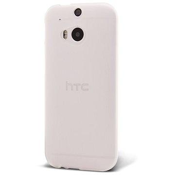 Epico Ronny pro HTC One (M8) - bílý transparentní (2610101000003)