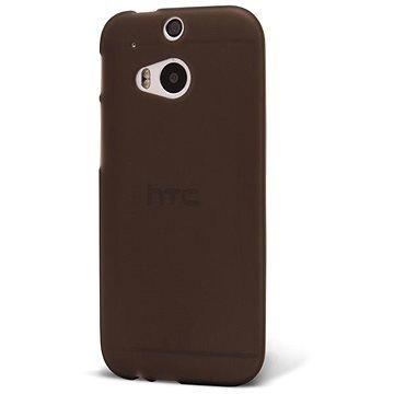 Epico Ronny pro HTC One (M8) - černý transparentní (2610101200001)