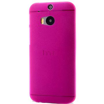 Epico Ultrathin Matt pro HTC One (M8) - růžový (2610102300001)