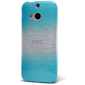 Epico Rainbow String pro HTC One M8 - modro-stříbrný (2610102500023)