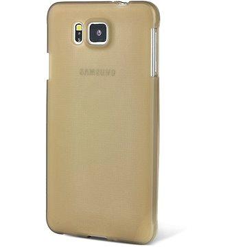 Epico Ronny pro Samsung Galaxy Alpha - černý transparentní (4610101200001)