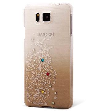 Epico Dandelion pro Samsung Galaxy Alpha - zlatý (4610102000002)