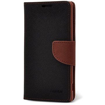 Epico Flip Case pro Sony Xperia Z3 (L55T) - černo-hnědé (6911131300001)
