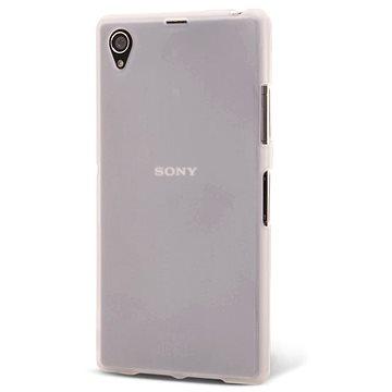 Epico Ronny pro SONY Xperia Z1 - bílý transparentní (8110101000001)