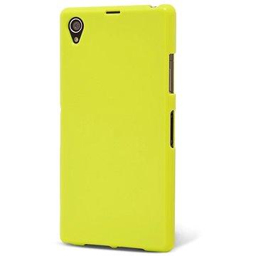 Epico Sparkling pro SONY Xperia Z1 - zelený (8110101500001)