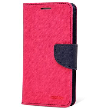 Epico Flip Case pre Samsung Galaxy S6 – tmavo ružové(8911132300002)