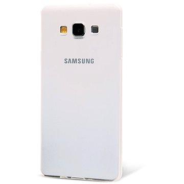 Epico Ronny Gloss pro Samsung Galaxy A7 - bílý transparentní (9110101000002)