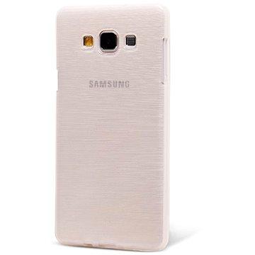 Epico String pro Samsung Galaxy A7 - bílý transparentní (9110101000003)