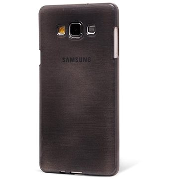 Epico String pro Samsung Galaxy A7 - černý transparentní (9110101200002)