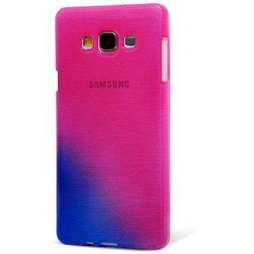 Epico Rainbow String pro Samsung Galaxy A7 - růžovo-fialový (9110102500002)