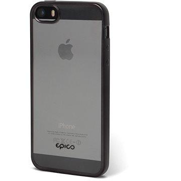 Epico Matt Bright pro iPhone 5 / 5S / SE - black (1110101300049)