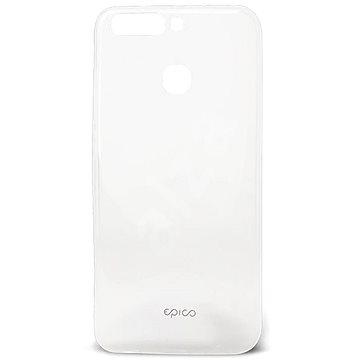 Epico Ronny Gloss pro Huawei P20 - bílý transparentní (28510101000001)