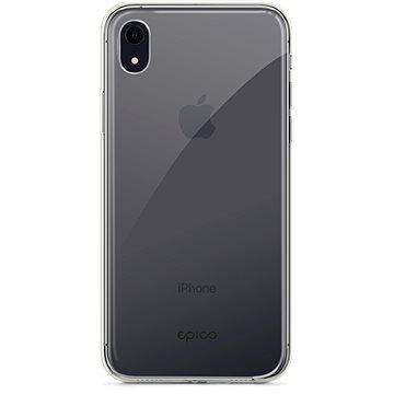 Epico Twiggy Gloss pro iPhone XR - bílý transparentní (32910101000004)