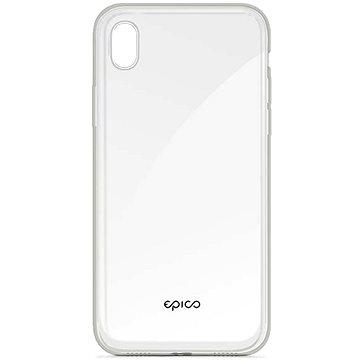 Epico Twiggy Gloss pro iPhone XS Max - černý transparentní (33010101200001)