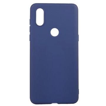 Epico Silk Matt Case pro Xiaomi Mi Mix 3 - modrý (38710101600001)