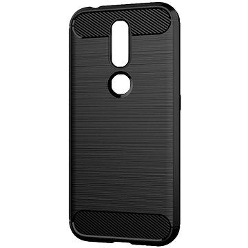 Epico CARBON Nokia 4.2 - černý (41110101300001)