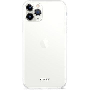 Epico SILICONE CASE 2019 iPhone 11 Pro - bílý transparentní (42310101000003)