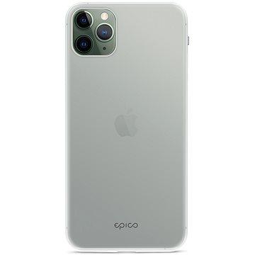 Epico SILICONE CASE 2019 iPhone 11 Pro Max - bílý transparentní (42510101000003)
