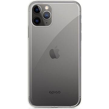 Epico TWIGGY GLOSS CASE iPhone 11 Pro - bílý transparentní (42310101000002)