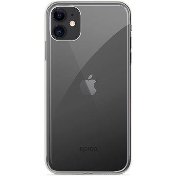 Epico TWIGGY GLOSS CASE iPhone 11 - bílý transparentní (42410101000002)