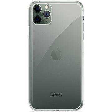 Epico TWIGGY GLOSS CASE iPhone 11 Pro Max - bílý transparentní (42510101000002)