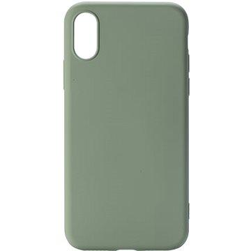 Epico CANDY SILICONE CASE iPhone X/XS - světle zelený (24310101500002)