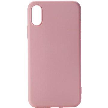 Epico CANDY SILICONE CASE iPhone X/XS - světle růžový (24310102300007)