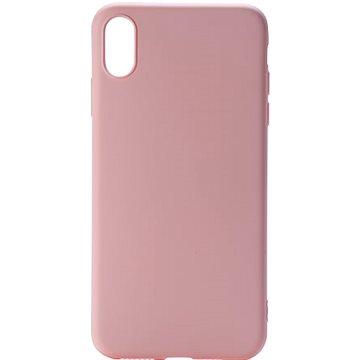 Epico CANDY SILICONE CASE iPhone XS Max - světle růžový (33010102300004)