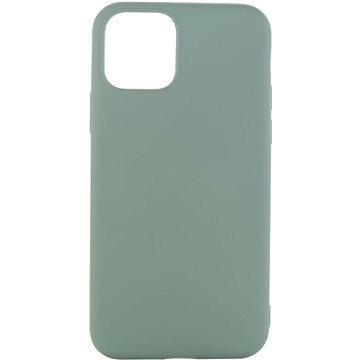 EPICO CANDY SILICONE CASE iPhone 11 - zelený (42410101500001)