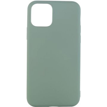 EPICO CANDY SILICONE CASE iPhone 11 Pro Max - zelený (42510101500001)