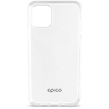 Epico Twiggy Gloss Case iPhone 12/iPhone 12 Pro bílý transparentní (50310101000001)
