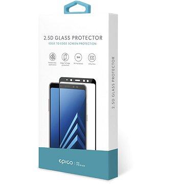 Epico Glass 2.5D pro HTC Desire 12 - černé (35112151300001)