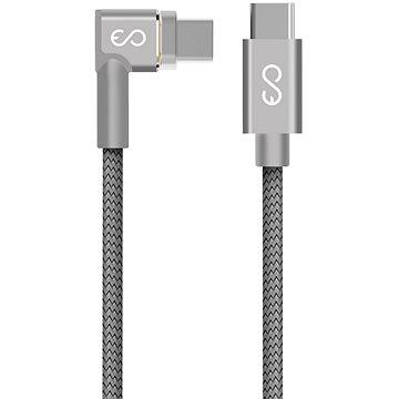 Epico Magnetický USB-C kabel 2m - šedý (9915101900013)