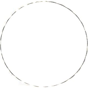 EUROLAMP Závěsné kroužky 45 LED, 30 cm, IP44 (600-22413)