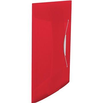 Spisové desky A4 Esselte Vivida 624042 červené