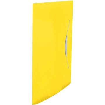 Spisové desky A4 Esselte Vivida 624045 žluté