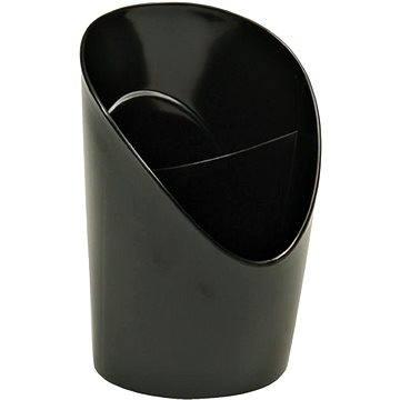 ESSELTE Europost Vivida - stojánek na tužky, černý (39827)