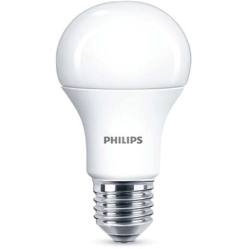 Philips LED 5.5-40W, E27, 2700K, Mléčná, set 2ks (929001234261)