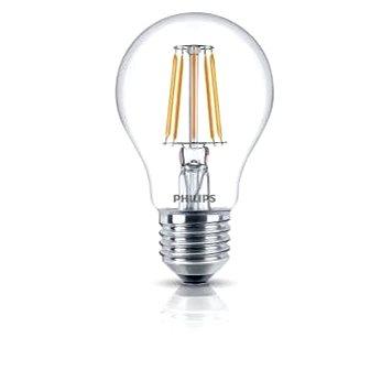 Philips LED Classic 4,3-40W, E27, 2700K, Čirá (929001237101)