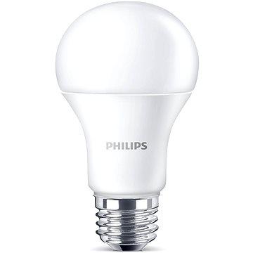 Philips LED 10.5-75W, E27, 3000K, Mléčná 1ks (929001162301)