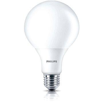 Philips LED Globe 15-100W, E27, 2700K, Mléčná (929001229401)