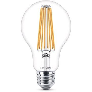 Philips LED Classic Filament 11-100W, E27, čirá, 2700K (929001384417)