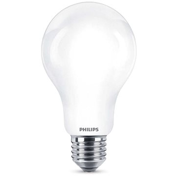 Philips LED Classic 11.5-100W, E27, Matná, 2700K (929001802731)