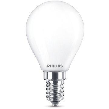 Philips LED Classic kapka 4.3-40W, E14, Matná, 2700K (929001345517)