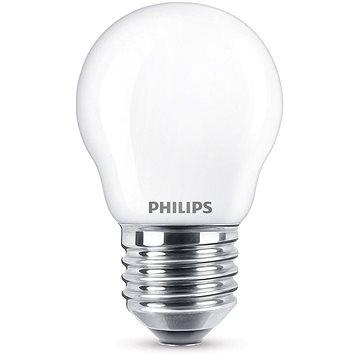 Philips LED Classic kapka 4.3-40W, E27, Matná, 2700K (929001345717)